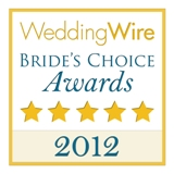 WeddingWire Brides Choice Awards 2012