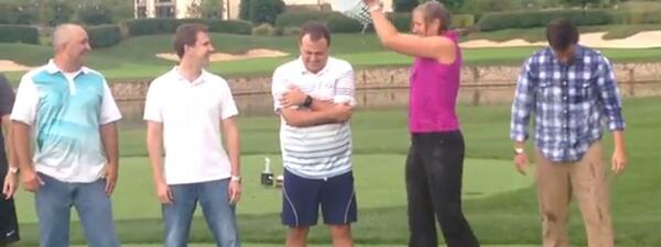 Frank Salatto Ice Bucket Challenge