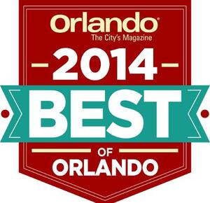 Best of Orlando magazine