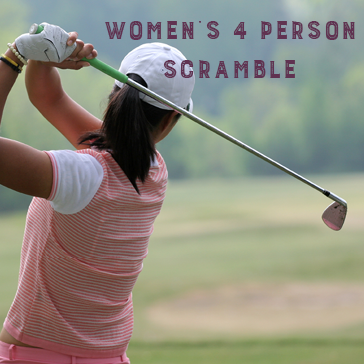 Women's Scramble at George Dunne National Golf Course