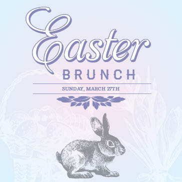 Orchard Valley Golf Course Easter Brunch