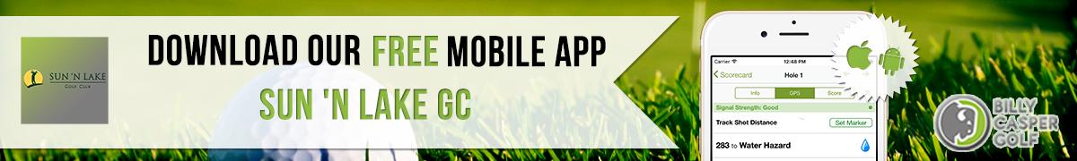 Sun N Lake Golf App