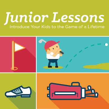 Junior Lessons Saturdays at Colony West Golf Club