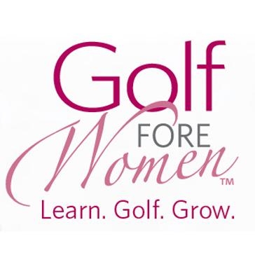 golf fore women logo