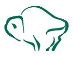 Billy Casper Golf's Buffalo Nickel Logo