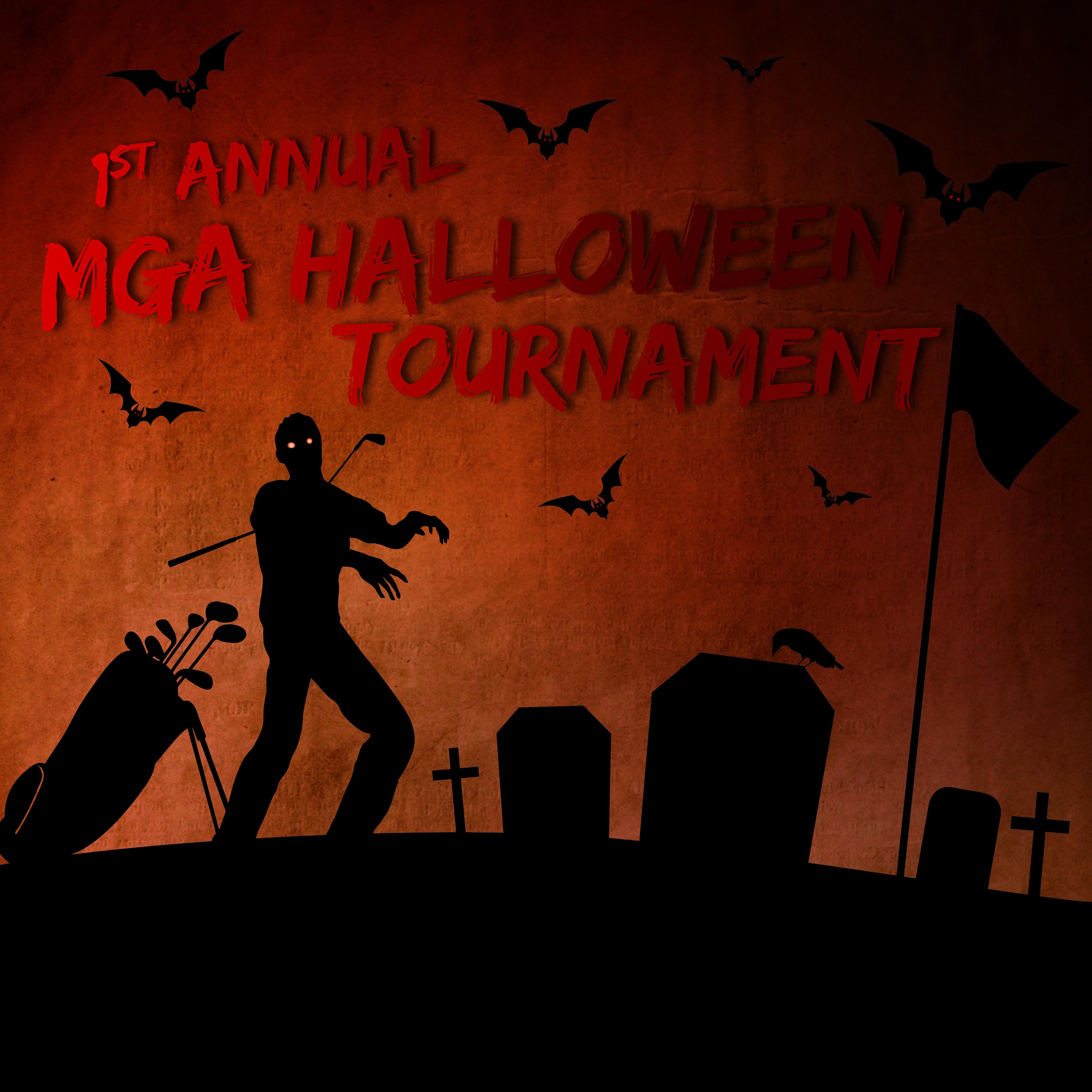 1st Annual MGA Halloween Tournament at Sun N Lake Golf Club in Sebring, FL