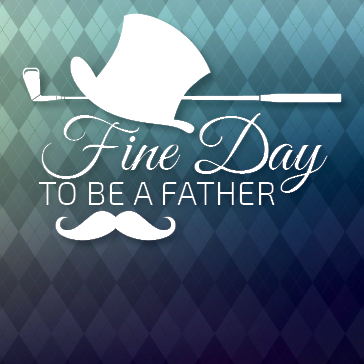 Fathers Day golf, range and lunch special