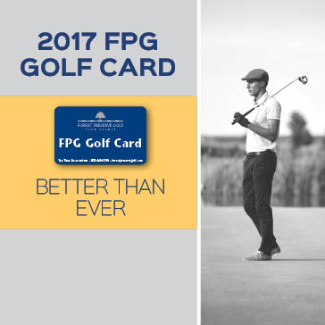 2017 FPG Golf Card
