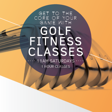 Golf Fitness Classes at Ocala