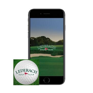Lederach App Banner - Phone Icon