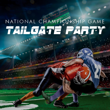 Tailgate Party at Brewton