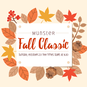 Fall Classic at Centennial Park Golf Course in Munster, Indiana