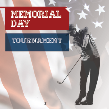 Memorial Day golf tournament at Harbour Pointe Golf Club in New Bern, NC
