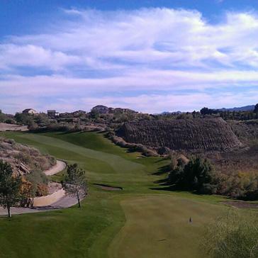 Quarry Pines Golf Club Elevation Change