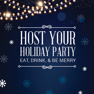 Holiday Parties at a BIlly Casper Golf Banquet Facility
