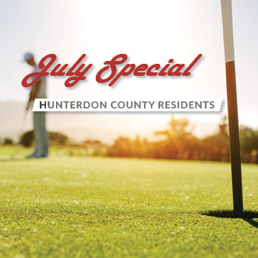 2018 July Hunterdon County Special Promo