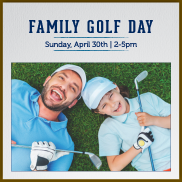 Family Golf Day at 1757 Golf Club