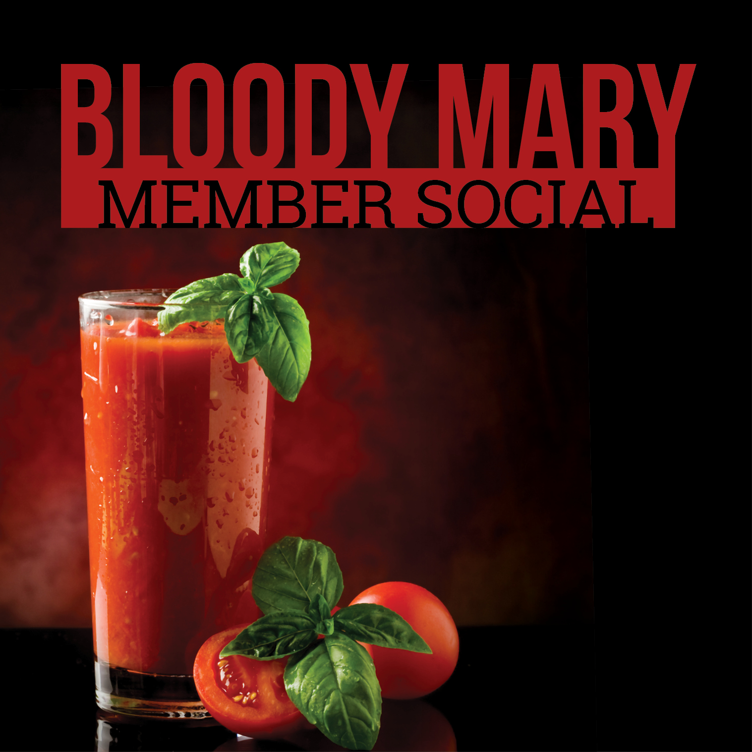 Bloody Mary Member Social