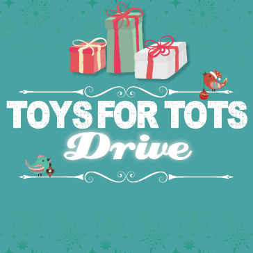 Toys for Tots Drive at Billy Casper Golf