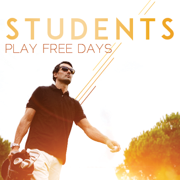 USF, UT, HCC Students Play Golf for Free Days at The Claw – Your Most Enjoyable Course of the Semester