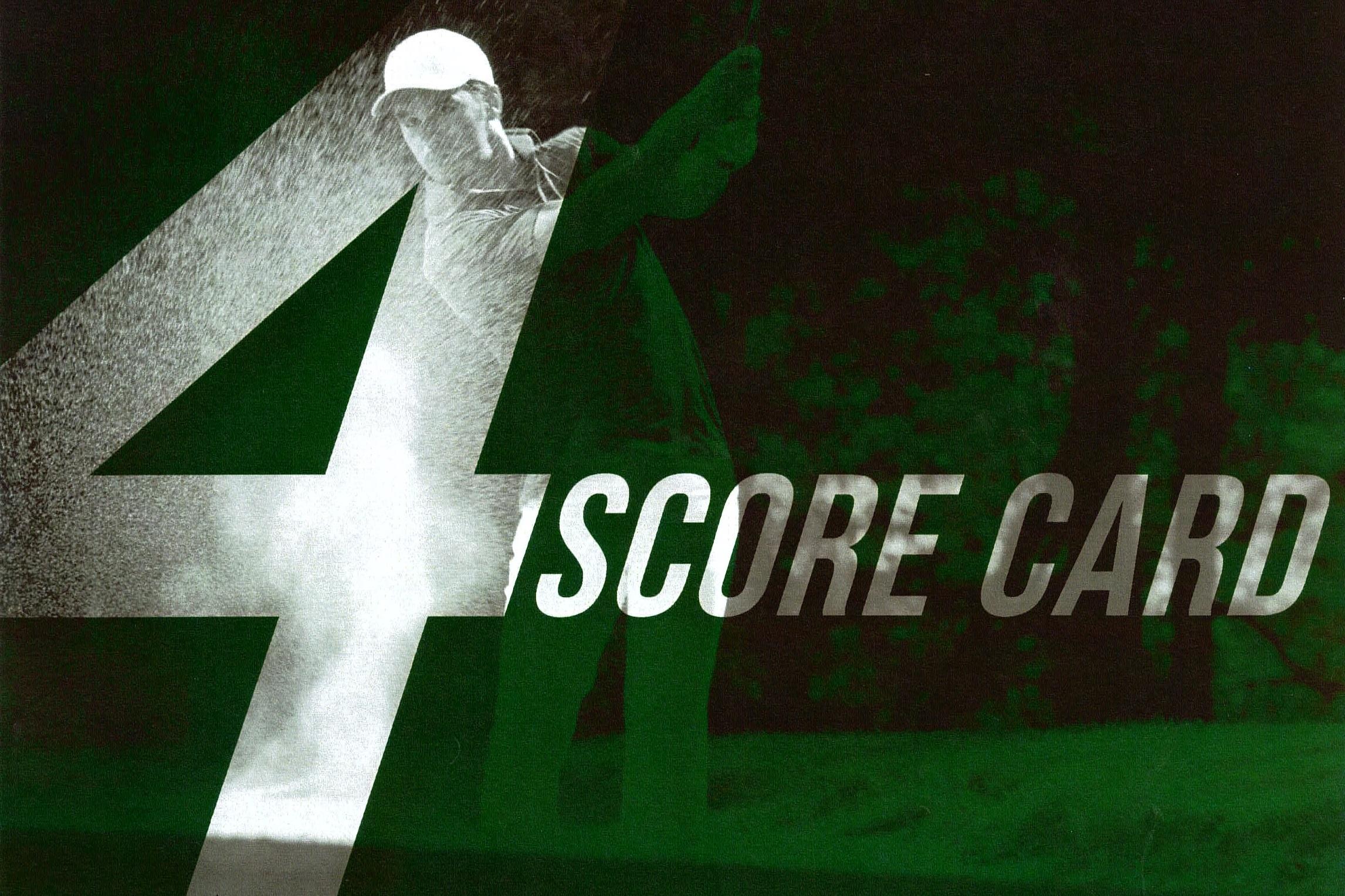 4Score Card