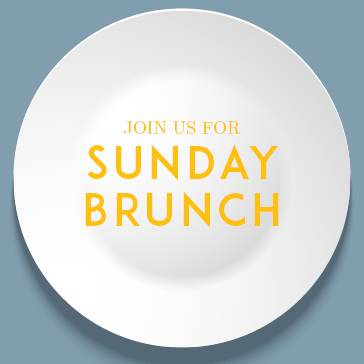 Join Us for Sunday Brunch