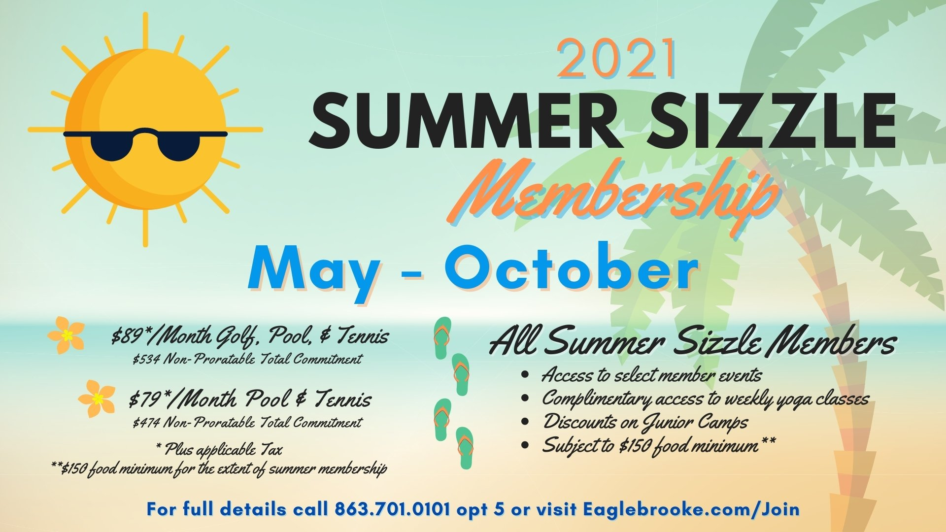 Summer Sizzle 2021