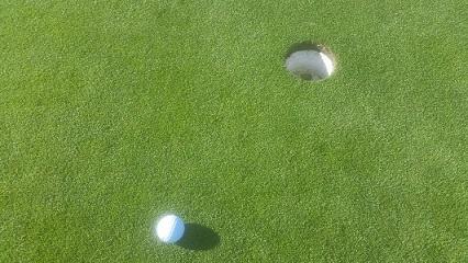 Hole #18 Green