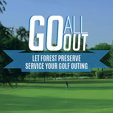 Go All Out at the Forest Preserve Golf Courses