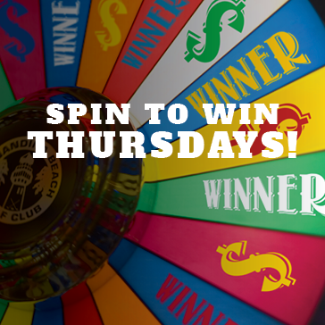 Spin to Win at Fernandina Beach