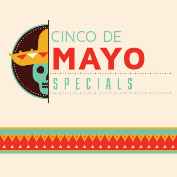 Cinco De Mayo Specials at George Dunne National Golf Course
