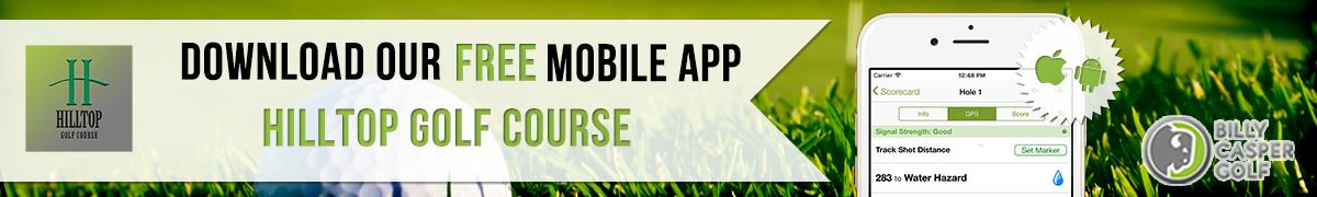 Hilltop Golf App