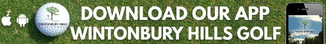 Wintonbury Hills Golf App