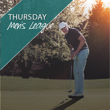 Thursday Savings Mens League