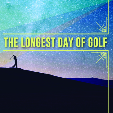 Longest day of Golf