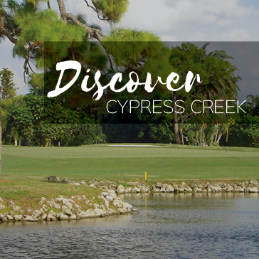 Discover Cypress Creek Country Club