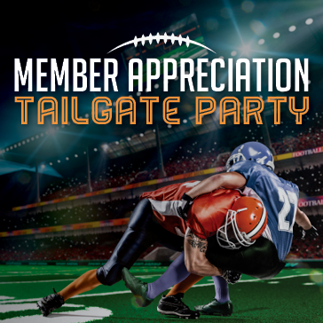 Member Appreciation Tailgate Party St. Johns Golf & Country Club