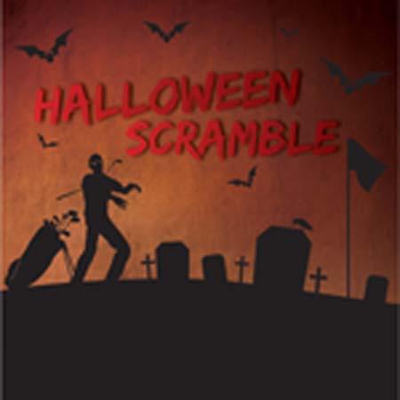 Columbus Park Halloween Scramble