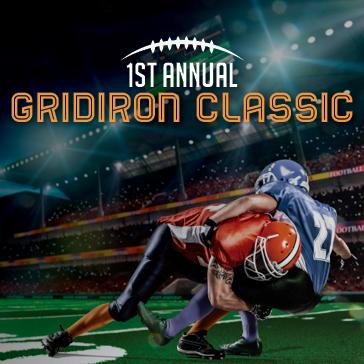 First Annual Gridiorn Classic golf tournament at Cypress Creek Country Club in Boynton Beach, FL