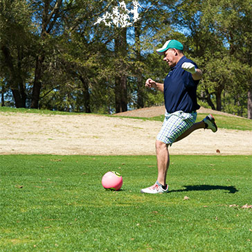 Billy Casper Golf prides itself in being an early adapter of FootGolf