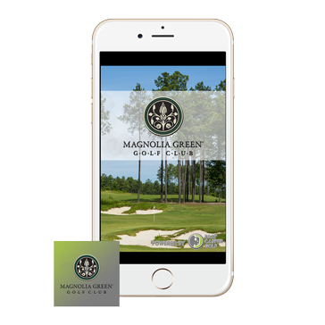 Mobile Golf Application for Magnolia Green Golf Club in Richmond, VA