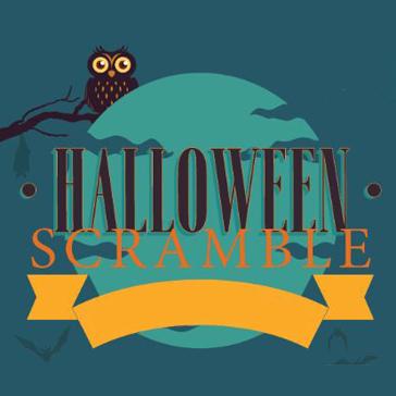 Halloween Scramble Golf Event