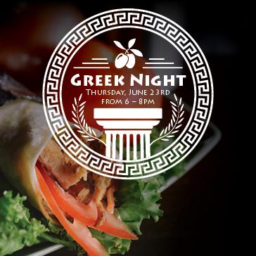 Greek Night at Brewton CC