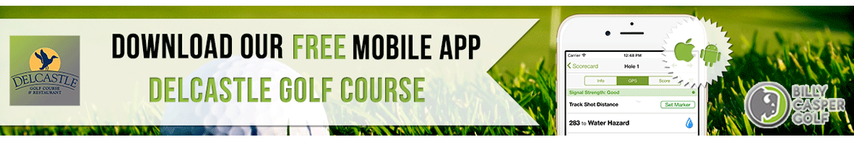 Delcastle Golf App