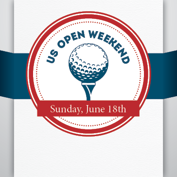 US Open Weekend - Golf Event at Waters Edge Golf Club