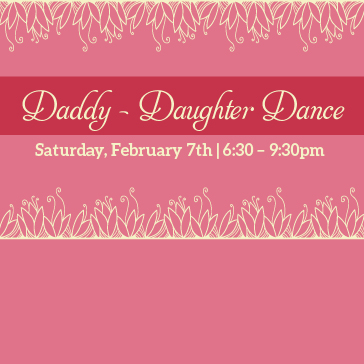 Daddy Daughter Dance Event for St Johns Golf & Country club florida