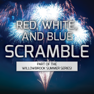 Red, White, and Blue Scramble July 4th 2015 Willowbrook Golf Course Winter Haven Fl