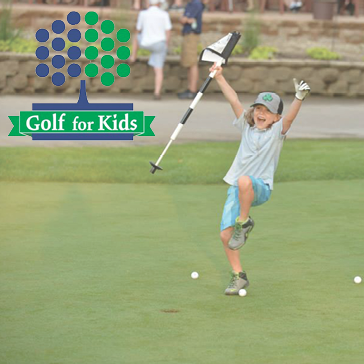 Golf Fore Kids 2016 at Orchard Valley Golf Course