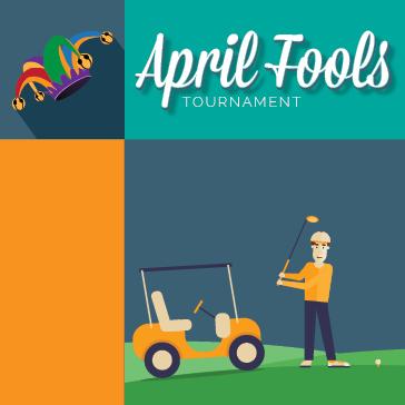 April Fools Tournament at Indianwood