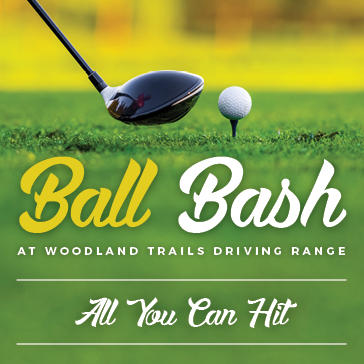 Ball Bash All You Can Hit At Rob Roy Golf Course